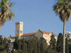 The American University, Beirut, Lebanon, Middle East by Christian Kober