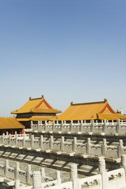 Zijin Cheng, the Forbidden City Palace Museum, UNESCO World Heritage Site, Beijing, China, Asia by Christian Kober