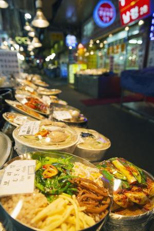 Nandaemun Food Market, Seoul, South Korea, Asia
