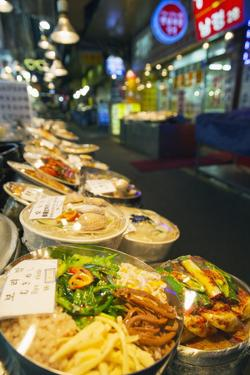 Nandaemun Food Market, Seoul, South Korea, Asia by Christian