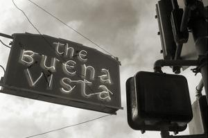 Buena Vista Sign #2 by Christian Peacock