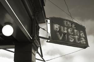 Buena Vista Sign, no. 1 by Christian Peacock