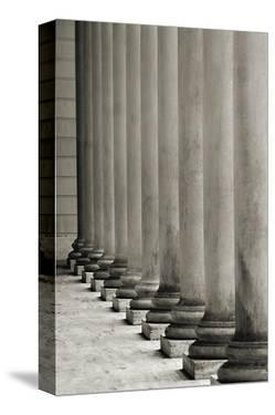 Vertical Columns by Christian Peacock