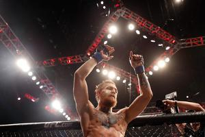 UFC 189: Mendes v Mcgregor by Christian Petersen/Zuffa LLC