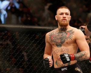 UFC 196: Mcgregor v Diaz by Christian Petersen/Zuffa LLC