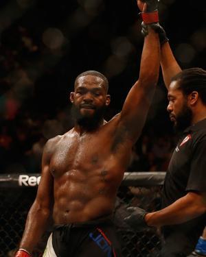 UFC 197: Jones v Saint Preux by Christian Petersen/Zuffa LLC
