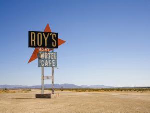 Route 66, Arnoby, California by Christian Reister