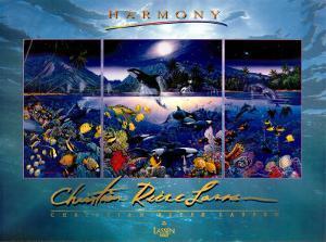 Harmony by Christian Riese Lassen