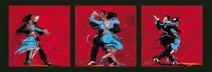 Danses by Christian Sanseau