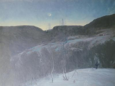 February Evening, 1895