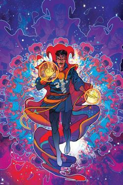Doctor Strange: Mystic Apprentice #1 Variant Cover Art by Christian Ward