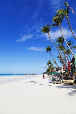 White Beach, Boracay Island, the Visayas, Philippines, Southeast Asia