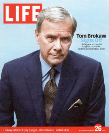NBC News Anchor Tom Brokaw, November 26, 2004