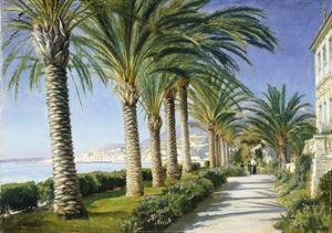 Monte Carlo, 1909 (Monte Carlo. Christian Zacho (1843-1913) by Christian Zacho