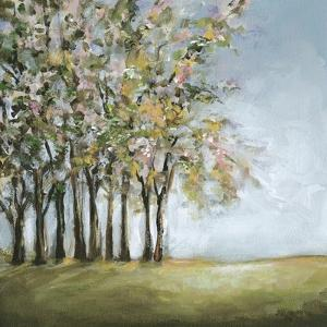 Tree in Spring by Christina Long
