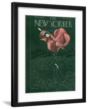 The New Yorker Cover - March 29, 1947 by Christina Malman