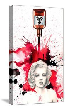 Poisoned Marilyn by Christina Ramos