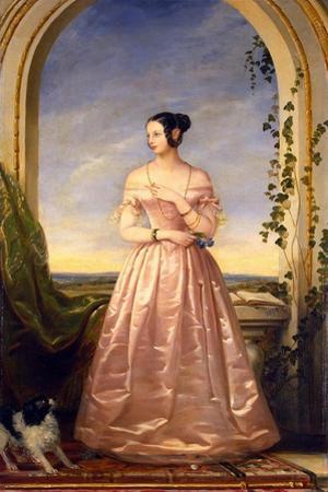 Grand Duchess Alexandra Nikolaevna of Russia, (1825-184), 1840