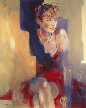 Odalisque I by Christine Comyn