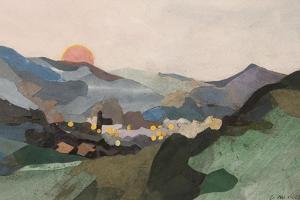 Tuscany Evening by Christine McKechnie