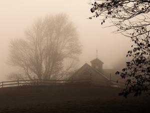 Parish Hill Barn by Christine Triebert