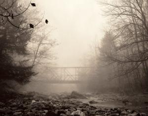 Parish Hill Bridge by Christine Triebert