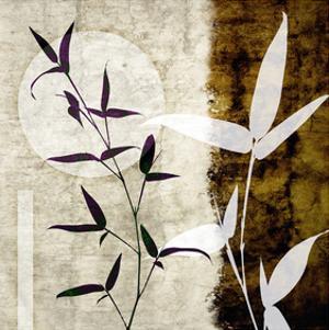 Bamboo Moon II by Christine Zalewski