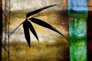 Bamboo Shade II by Christine Zalewski