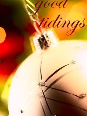 Christmas Ball Decoration