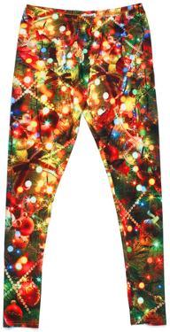 Christmas Light Leggings