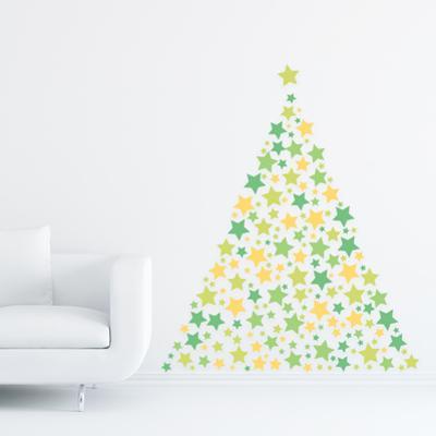 Christmas Stars - 240 Pieces