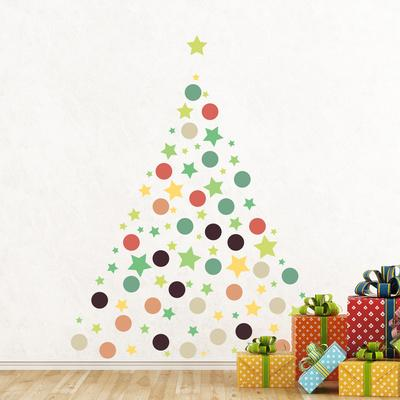 Christmas Stars U0026 Dots