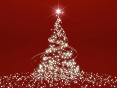 Christmas Tree Shaped