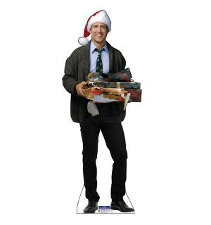 Christmas Vacation - Clark Griswald Lifesize Sandup