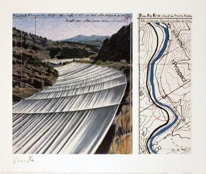 Over the River, project for the Arkansas River by Christo