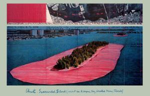 Surrounded Islands, 1982 by Christo