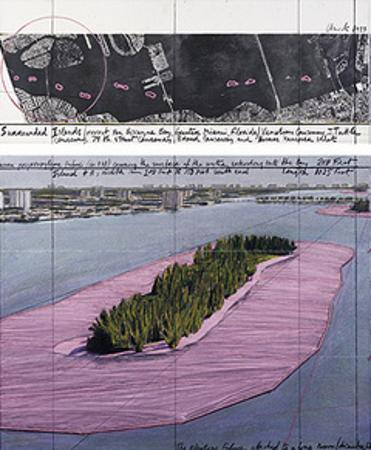 Surrounded Islands, Miami II by Christo