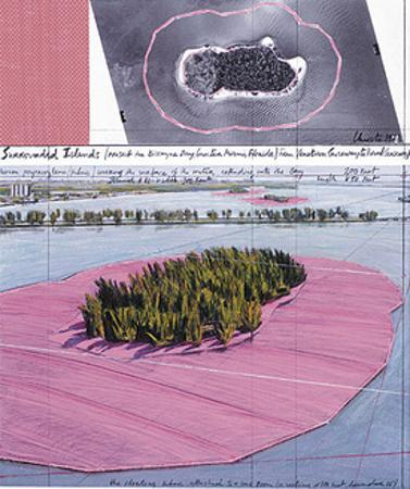 Surrounded Islands, Miami III by Christo