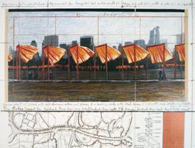 The Gates X by Christo