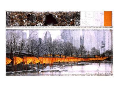 The Gates XXVII by Christo