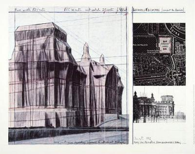 Wrapped Reichstag I