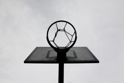 Basketball Hoop by Christoph Hetzmannseder