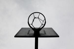 Basketball Hoop by Christoph Hetzmannseder
