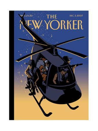 The New Yorker Cover - December 3, 2007