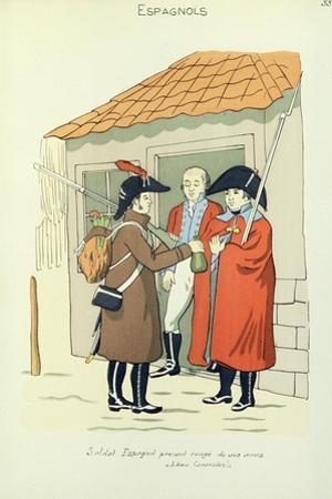 Adieu Mes Camarades: Studies of the Marquis De La Romana's Corps of Spanish Army at Hamburg