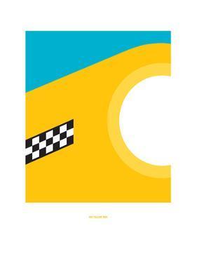 Big Yellow Taxi: Joni Mitchell by Christophe Gowans