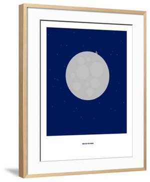 Man on the Moon: Rem by Christophe Gowans