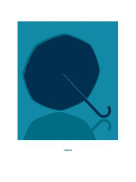 Umbrella: Rihanna by Christophe Gowans