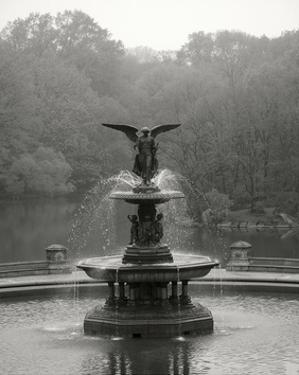 Bethesda Fountain by Christopher Bliss