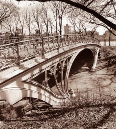Central Park Bridge III by Christopher Bliss
